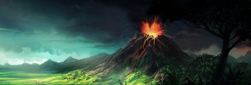 Les Chaînes Volcaniques