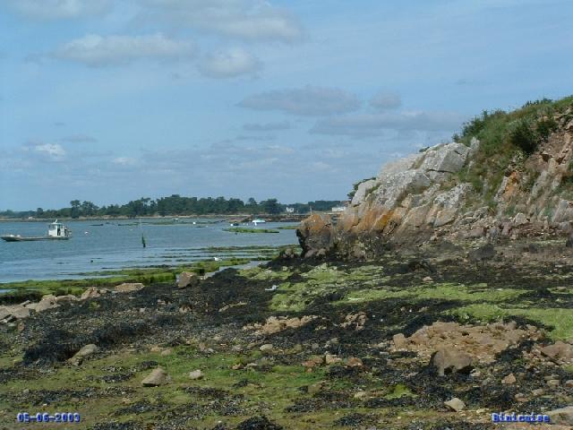 Saint Cado. Morbihan.1/3 dans Bretagne saint-10