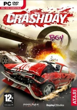 تحميل لعبه تصادم السيارات Crashday