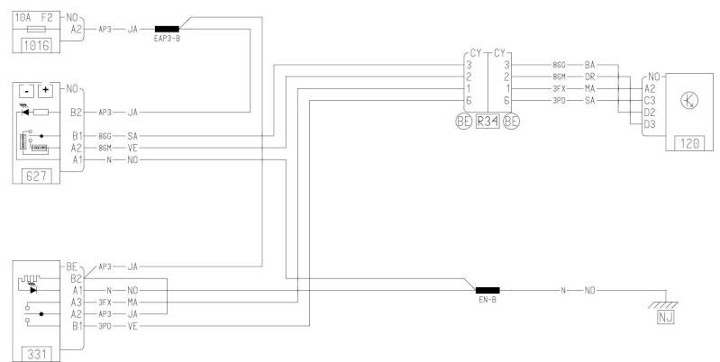 trafic ii r gulateur limiteur vitesse origine trafic dci 90 115ch p18 plan te renault. Black Bedroom Furniture Sets. Home Design Ideas