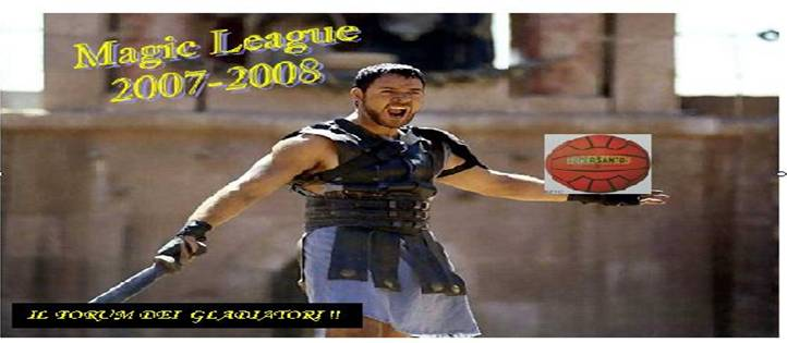 Magic League 2007-2008
