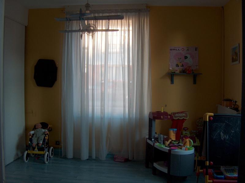 La salle de jeux des enfants for Fenetre qui fait peur