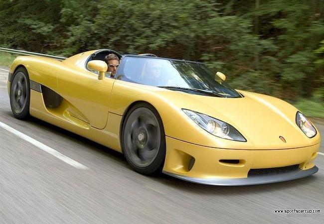 Los autos mas caros y rapidos del mundo