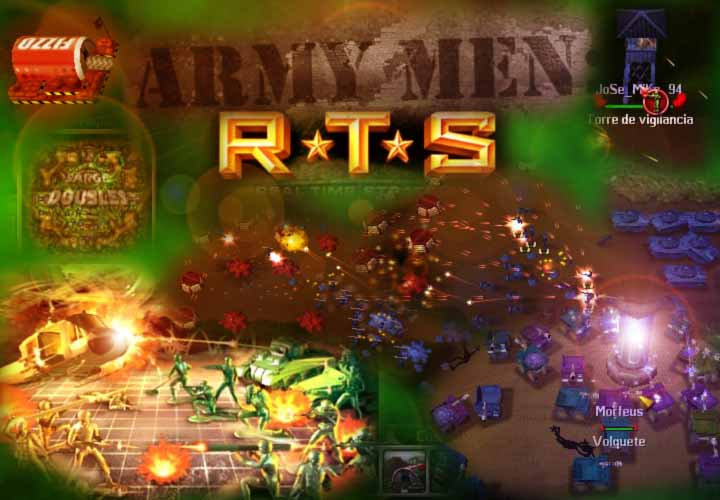 Army Men RTS Online Foro