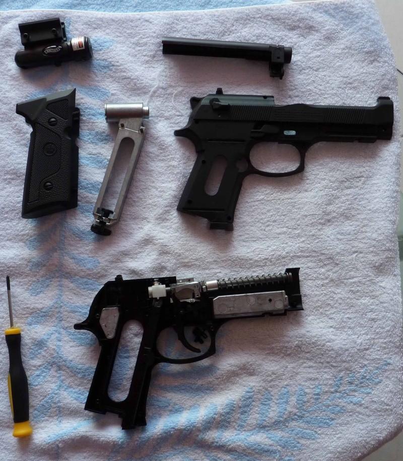 Comment reparer un pistolet a bille - Comment fabriquer un pistolet ...