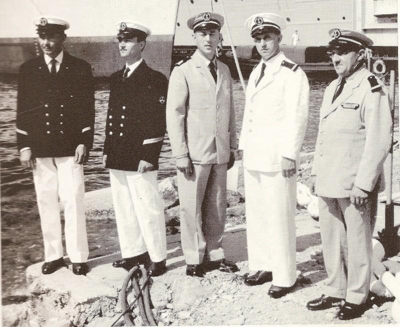 marine nationale tenue