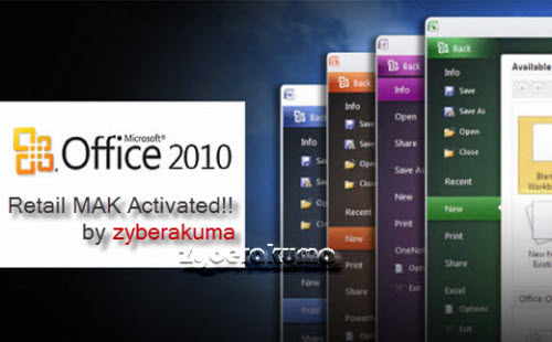 Microsoft Office Enterprise 2010 Corporate (Final)