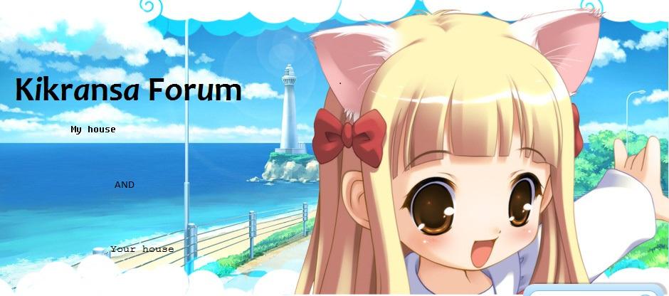 (¯`°·.Kikransa Forum.·°´¯)
