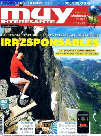 Revista: Muy Interesante - Julio 2011 [62.71 MB | PDF]