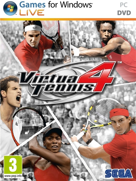 Virtua Tennis 4 [Skidrow][Multi/Español][2011]