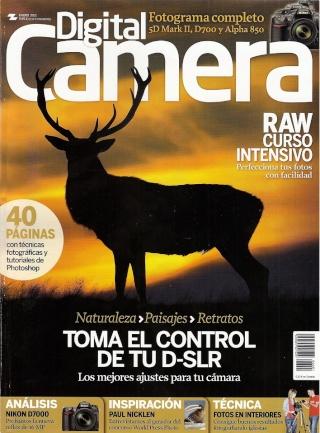 Revista: Digital Camera - Enero 2011 [253.10 MB | PDF | Español]