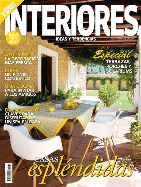 Revista: Interiores – Junio 2011 [PDF | Español | 56.41 MB]