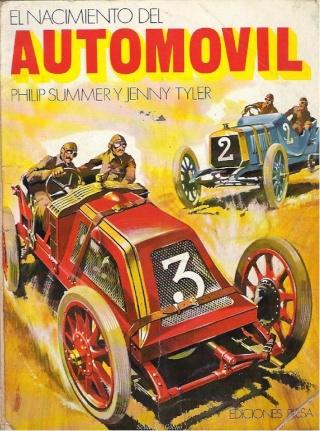 El nacimiento del automóvil - Philip Summer - Jenny Tyler - [PDF | 53 MB | Español]