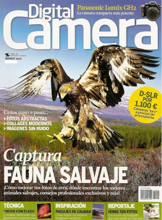 Revista: Digital Camera - Abril 2011