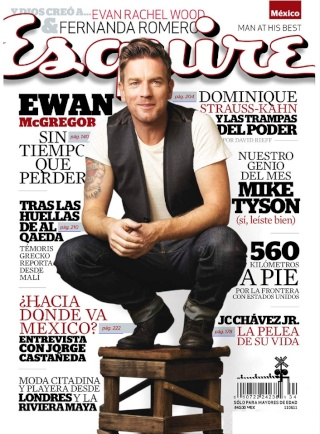 Revista: Esquire [México] - Junio 2011 [59.30 MB | PDF | Español]