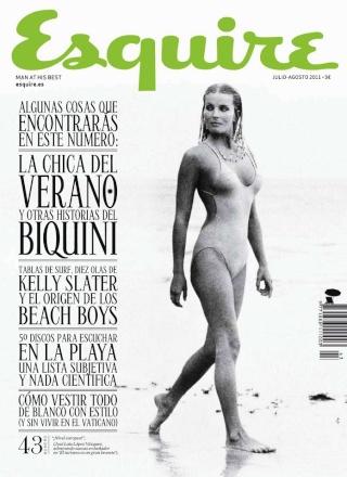 Revista: Esquire [España] - Julio 2011 [59.18 MB | PDF]