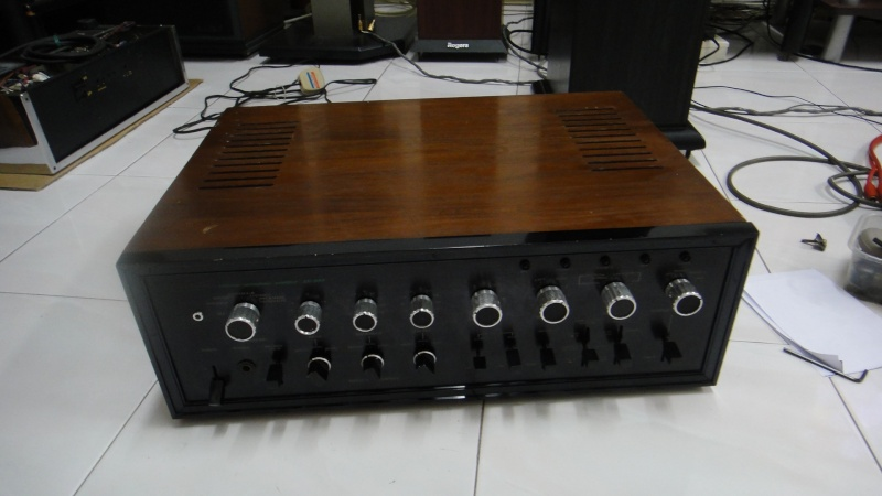 Sansui Au 999 Integrated Amplifier Used Sold