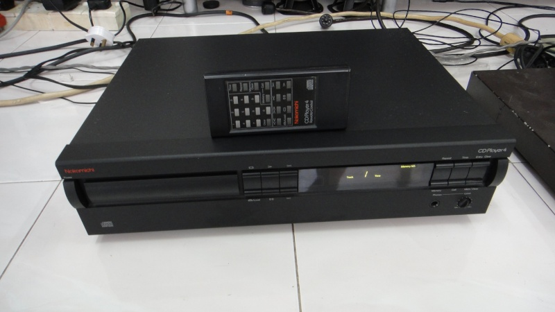 Nakamichi Cd Player4 Cd Player Used Sold
