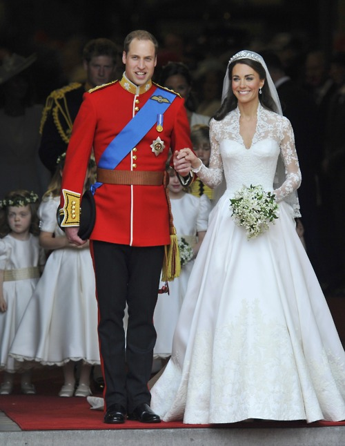Photos : Kate and William ROYAL WEDDING