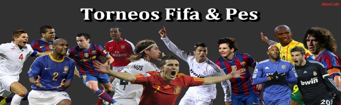 Ligas y Torneos  Pes & Fifa