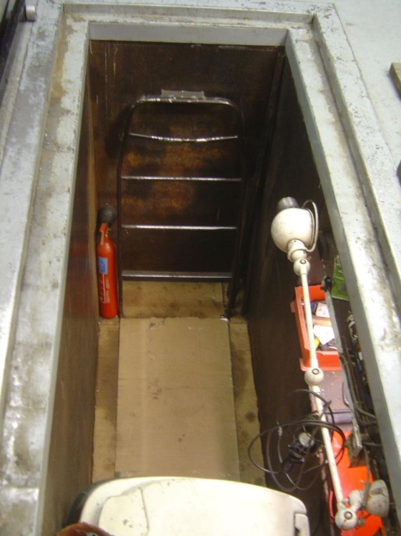 Help dimensions pour une fosse for Faire une fosse de garage