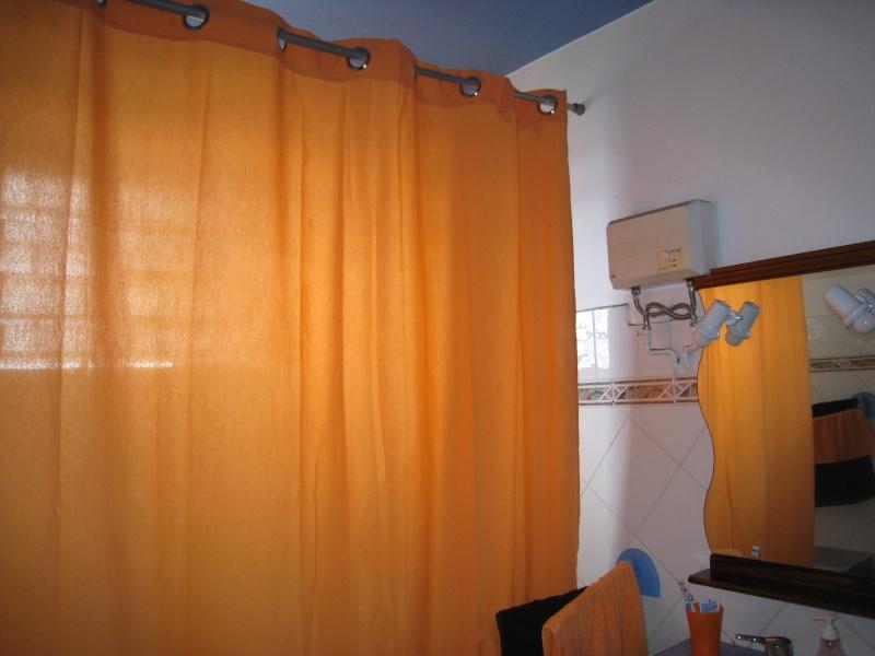 Melba974 salle de bain rdc peindre quels murs for Peindre mur platre ancien