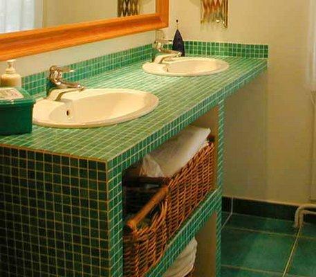 R novation salle de bains melba le plan c ok mais for Quel plan de travail pour salle de bain