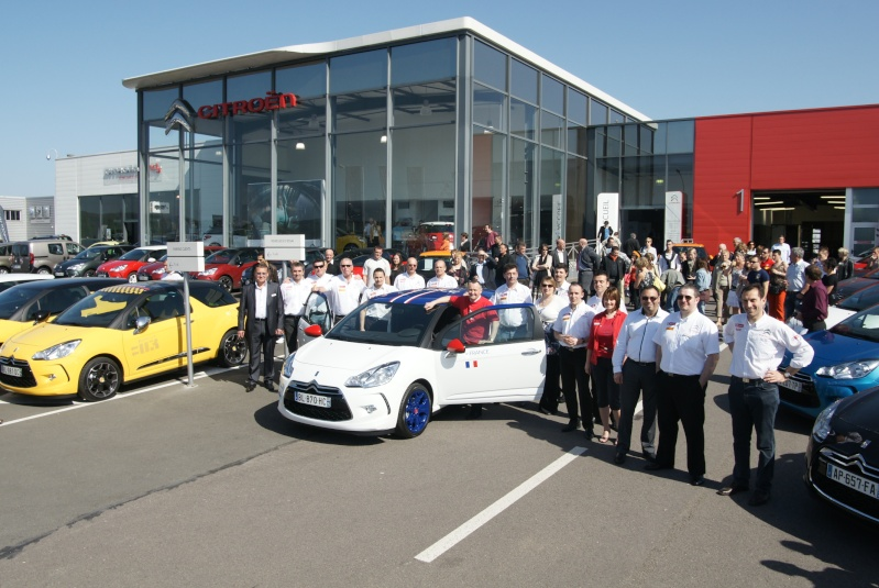 Photos les ds4 en concession ou presque page 3 - Citroen rouen occasion ...