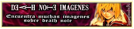 Death note ~Imagenes~