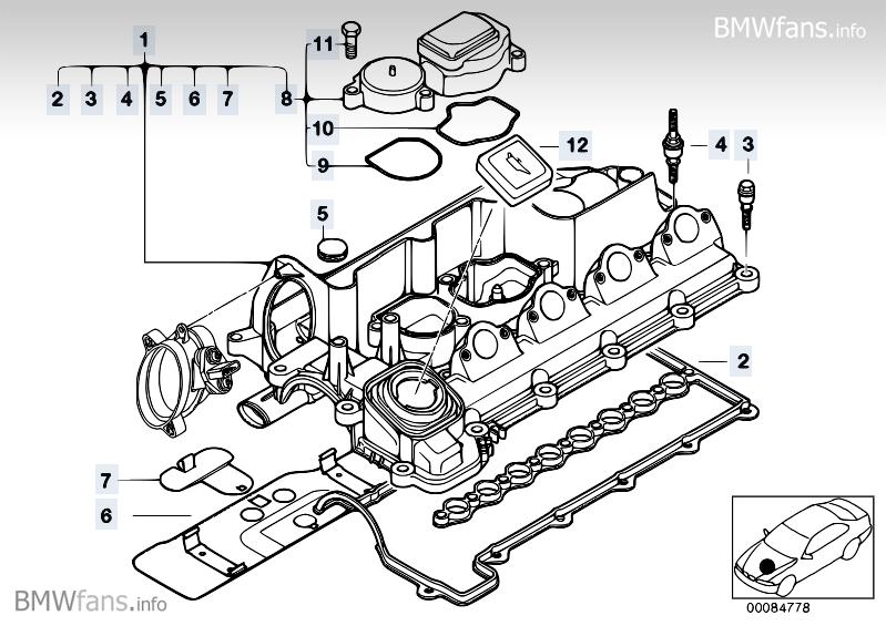 BMW E46    320D    an 2004   probleme de reniflar
