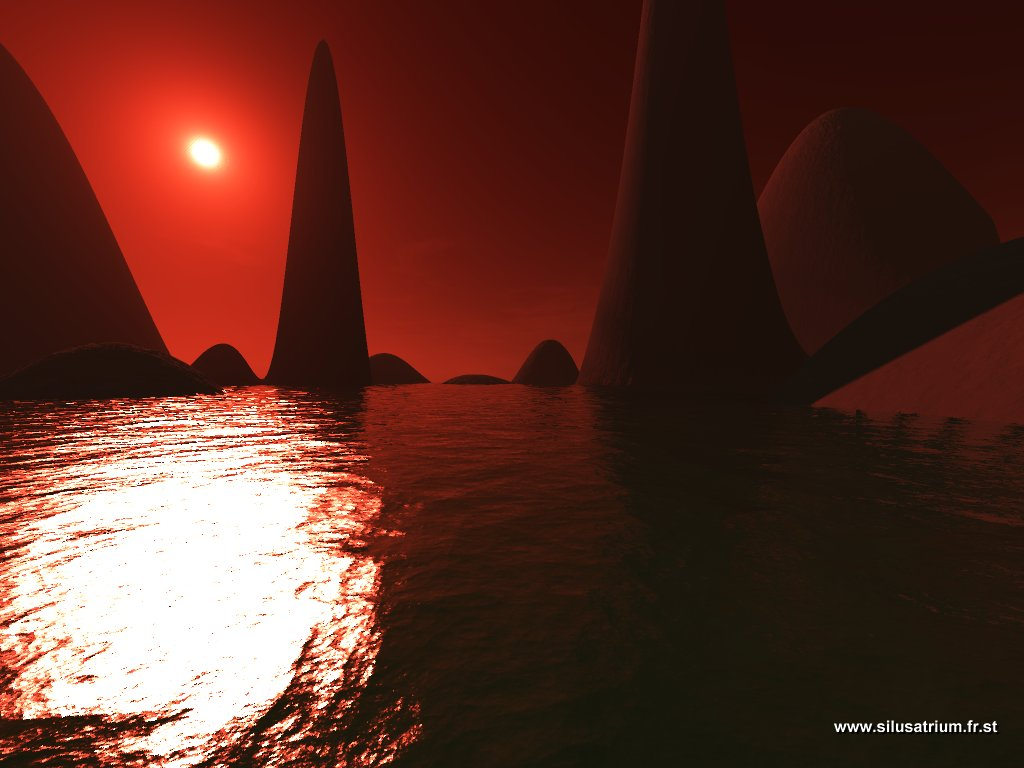 مغامرة الجمال الممتعه لانعكاس ضوء القمر فى مياه البحر.