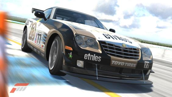 C425 Chrysler Crossfire Short Medium Track Tune Review By