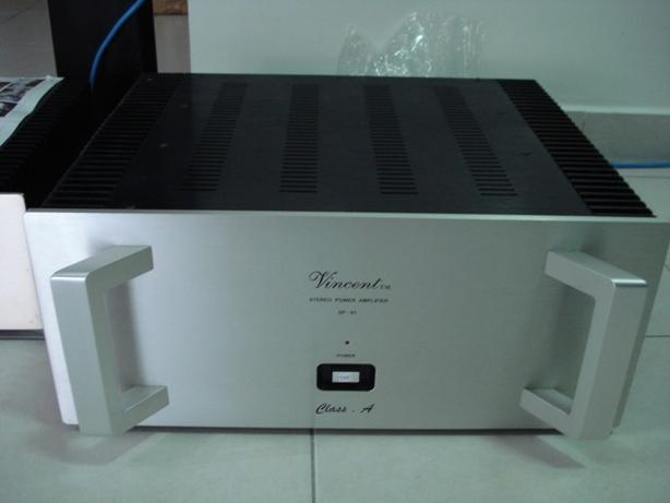 vincent sp 61 class a germany power amplifier sold. Black Bedroom Furniture Sets. Home Design Ideas