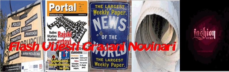 Flash Vijesti - Cro Times - Bez Cenzure - Građani novinari - Nezavisne vijesti