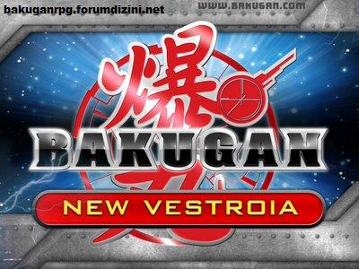 Bakugan New Vestroıa RPG