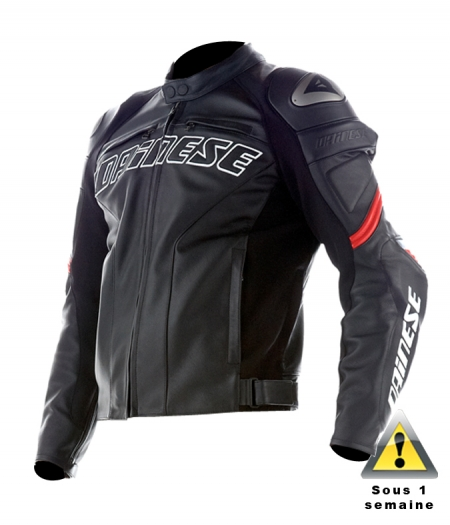blouson moto dainese g racing pelle. Black Bedroom Furniture Sets. Home Design Ideas