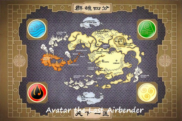 Avatar The Last Airbender RP