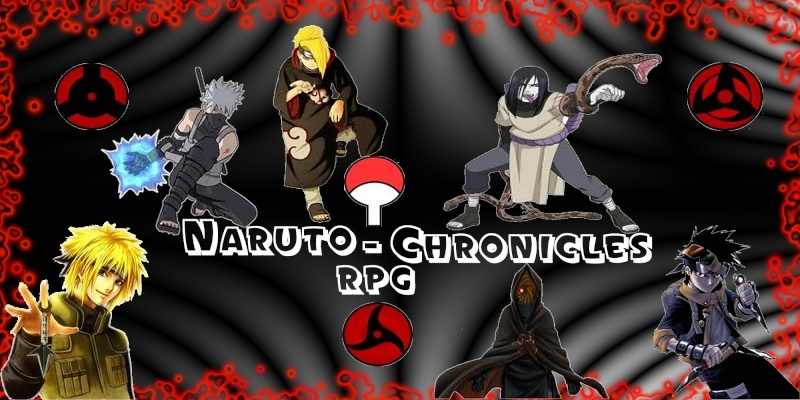 NARUTO CHRONICLES RPG