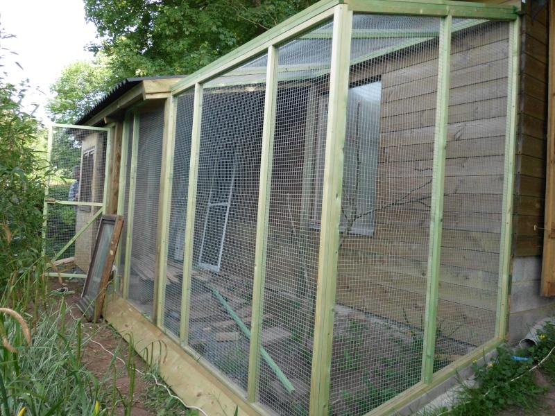Cages modeles cages et volieres page 8 for Voliere interieur pour perruche