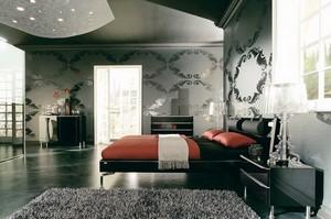 Vishous und Jane Schlafzimmer