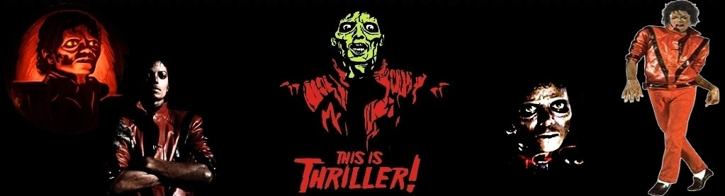 Michael Jackson is Thriller
