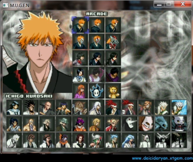 Bleach game - 221e