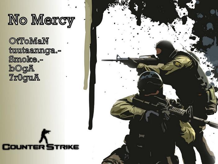 [No Mercy]