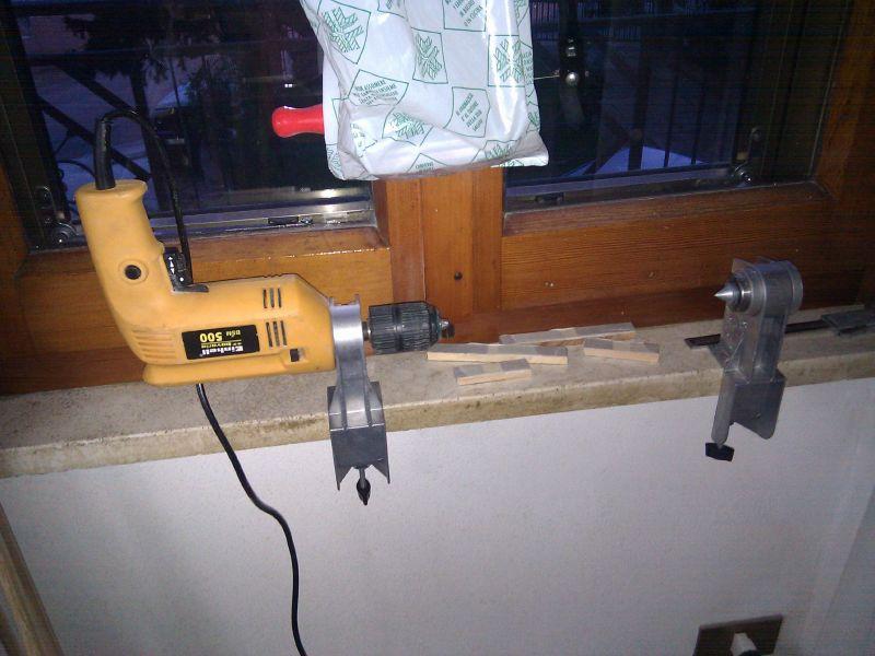 Forum del presepio elettronico multimediale il primo e unico for Costruire un tornio per legno