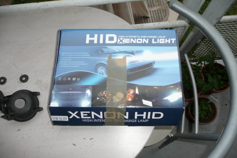 tuto installation kit hid xenon h7 relais w168 project. Black Bedroom Furniture Sets. Home Design Ideas