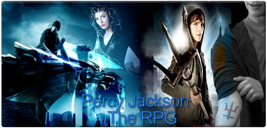 Percy Jackson the RPG