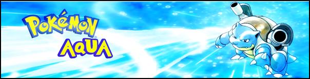Pokémon Aqua Design