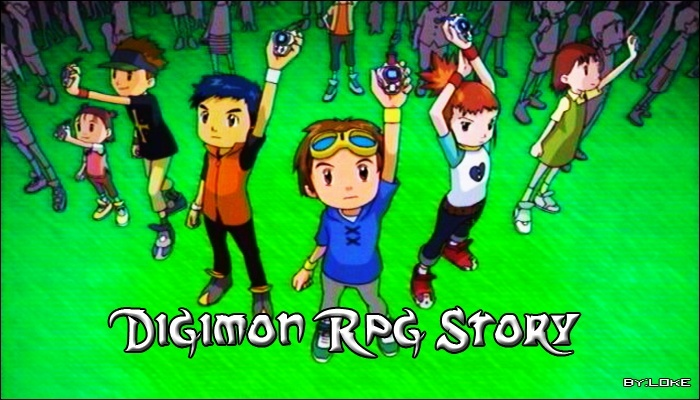 Digimon RPG Story
