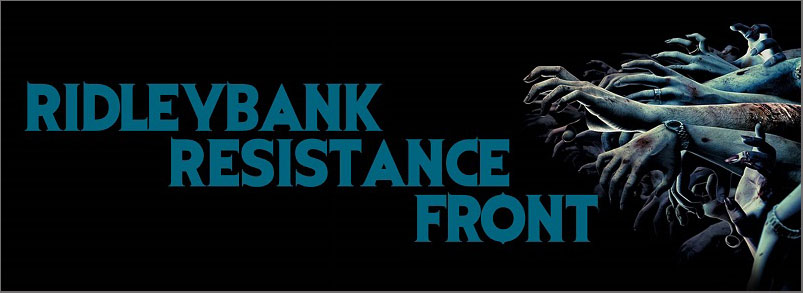 Ridleybank Resistance Front